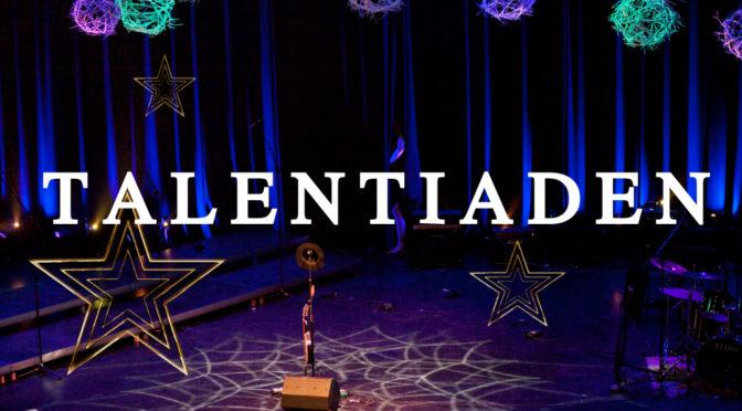 Talentiaden 2018